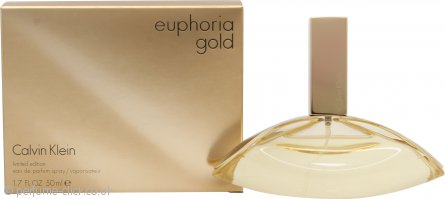 Calvin Klein Euphoria Gold Eau de Parfum 50ml Spray