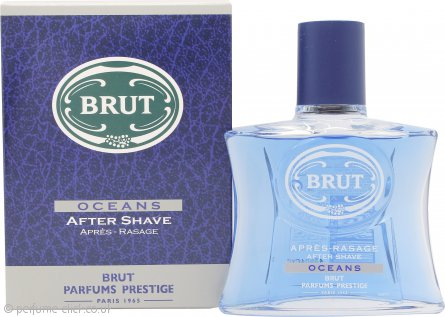 Brut Oceans Aftershave Lotion 100ml Splash