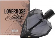 Diesel Loverdose Tattoo Eau de Parfum 75ml Spray