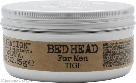 Tigi Bed Head B for Men Matte Separation Workable Wax 85g