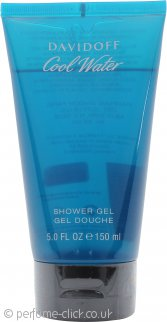 Davidoff Cool Water Shower Gel 150ml