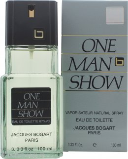 Jacques Bogart One Man Show Eau De Toilette 100ml Sprej