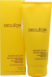 Decleor Aroma Sculpt Firming Gel-Cream (Natural Glow) with Phyto-Firm Complex 200ml