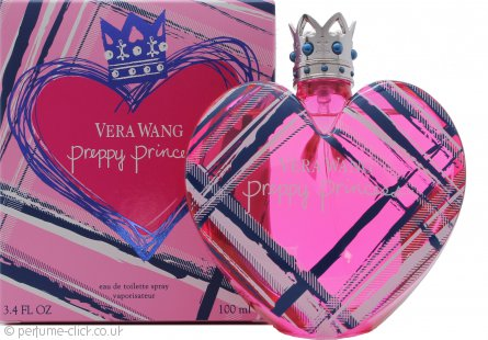 Vera Wang Preppy Princess Eau de Toilette 100ml Spray