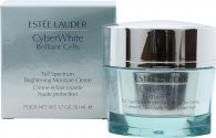Estee Lauder CyberWhite Brilliant Cells Brightening Moisture Creme 50ml