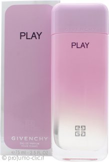 Givenchy Play For Her Eau de Parfum 75ml Spray