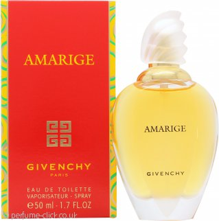 Givenchy Amarige Eau de Toilette 50ml Spray