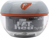 Fudge Fat Hed Firm Hold Volumising Texture Paste 75g Hair Shaper