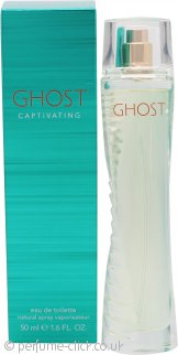 Ghost Captivating Eau de Toilette 50ml Spray