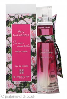 Givenchy Very Irresistible Mes Envies Limited Edition Eau de Toilette 75ml Spray