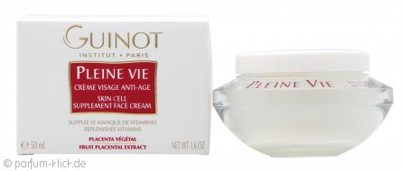 Guinot Pleine Vie Anti Age Skin Cell Supplement 50ml