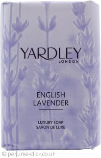 Yardley English Lavender Soap 100g