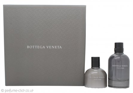 Bottega Veneta Pour Homme Gift Set 90ml EDT + 100ml Aftershave Balm