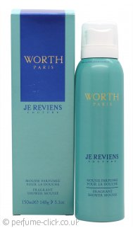 Worth Je Reviens Couture Shower Mousse 150ml