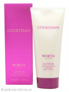 Worth Courtesan Body Lotion 200ml