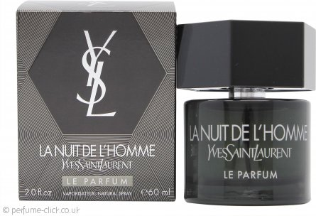 Yves Saint Laurent La Nuit de L'Homme Le Parfum 60ml Spray