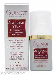 Guinot Age Logic Yeux Intelligent Cell Renewal For Eyes 0.5oz (15ml)
