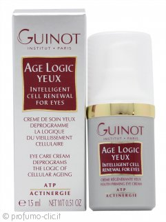 Guinot Age Logic Yeux Intelligent Cell Renewal per Occhi 15ml