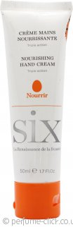Six Cosmetics Nourish Nourishing Hand Cream 50ml