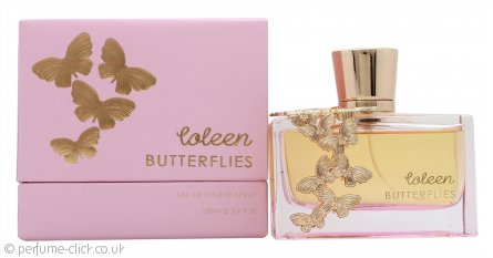 Coleen Coleen Butterflies Eau de Toilette 100ml Spray
