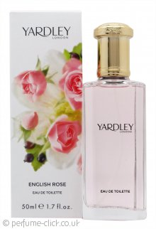 Yardley English Rose Eau de Toilette 50ml Spray