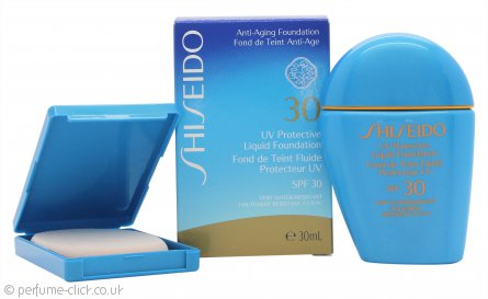 Shiseido Sun Protection Liquid Foundation SPF30 30ml - Medium Ivory