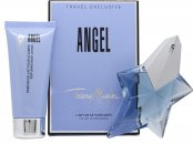 Thierry Mugler Angel Gift Set 50ml EDP Spray + 100ml Perfuming Body Lotion