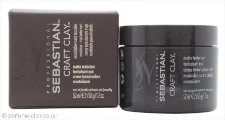Sebastian The Form Range Craft Clay Remoldable Matte Texturizer 52ml
