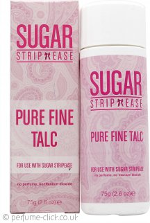 Sugar Strip Ease Pure Talcum Powder 75g