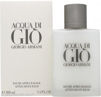 Giorgio Armani Acqua Di Gio Aftershave Balm 100ml
