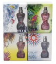 Jean Paul Gaultier Classique Summer Miniature Set de Regalo 4 x 3.5ml EDT Mini