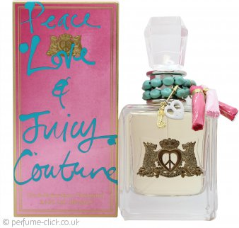 Juicy Couture Peace, Love and Juicy Couture Eau de Parfum 100ml Spray