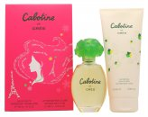 Gres Parfums Cabotine Gift Set 100ml EDT + 200ml Body Lotion