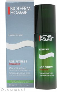 Biotherm Homme Age Fitness Advanced Tonico Anti-Etá 50ml
