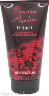 Christina Aguilera By Night Shower Gel 150ml