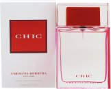 Carolina Herrera Chic Eau de Parfum 80ml Spray