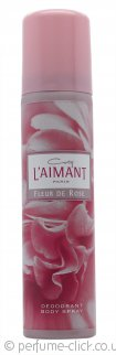 Coty L'Aimant Fleur De Rose Body Spray 75ml