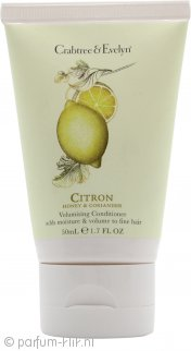 Crabtree & Evelyn Citroen Honing & Koriander Conditioner 50ml