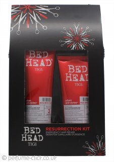 Tigi Duo Pack Bed Head Urban Antidotes Resurrection 250ml Shampoo + 200ml Conditioner