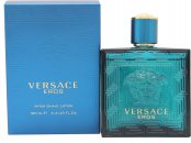 Versace Eros Aftershave Lotion 100ml Splash
