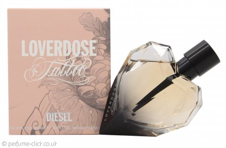 Diesel Loverdose Tattoo Eau de Toilette 50ml Spray