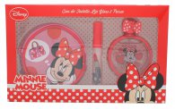 Disney Minnie Mouse Gift Set 50ml EDT + Lip Gloss + Round Purse
