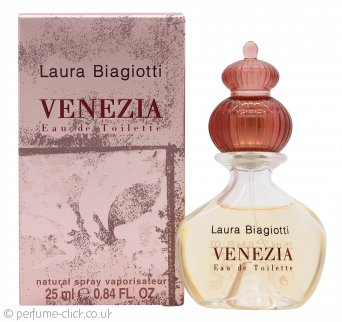 Laura Biagiotti Venezia Eau de Toilette 25ml Spray