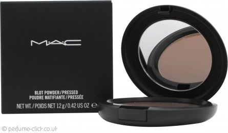 MAC Blot Powder Pressed Face Powder 12g - Deep Dark