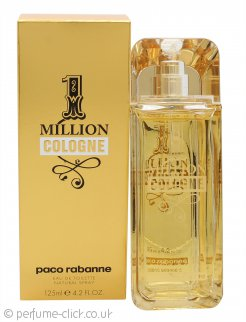 Paco Rabanne 1 Million Cologne Eau de Toilette 125ml Spray