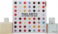 Paul Smith Extreme for Men Gift Set 50ml EDT + 75ml Shower Gel