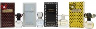 Marc Jacobs Miniatures Confezione Regalo 4ml Dot EDP + 4ml Daisy Dream EDT + 4ml Daisy EDT + 4ml Honey EDP