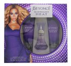 Beyonce Midnight Heat Gift Set 30ml EDP + 75ml Body Lotion + 75ml Shower Gel