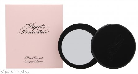 Agent Provocateur Compact Mirror in Pouch