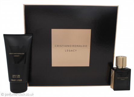 Cristiano Ronaldo Legacy Gift Set 30ml EDT + 150ml Shower Gel